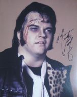 Meatloaf 11x14 from the movie THE ROCKY HORROR PICTURE SHOW  ** Private Signing  ** - (Earn 12 reward points on this item worth $3.00)