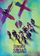 Suicide Squad™ (Squad) MightyPrint™ Wall Art - (Earn 1 reward points on this item worth $0.25)
