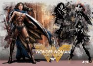 Batman v Superman: Dawn of Justice™ (Warrior Goddess) MightyPrint™ Wall Art - (Earn 1 reward points on this item worth $0.25)