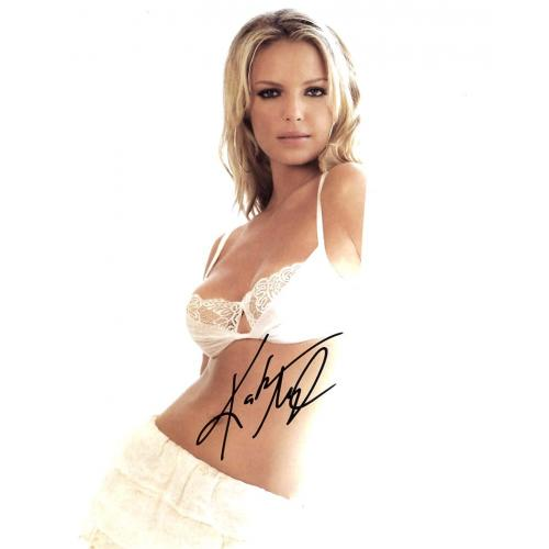 Katherine Heigl SEXY In Person Signed Photo