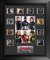 Marvel's Avengers: Age of Ultron (S2) Mini Montage Film Cell