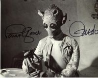 Paul Blake from the movie STAR WARS (private signing)