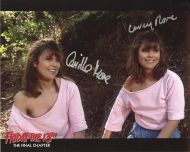 Carey and Camilla Moore from the movie FRIDAY THE 13TH THE FINAL CHAPTER - (Earn 3 reward points on this item worth $0.75)