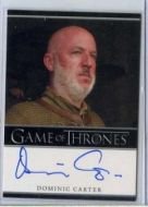 Dominic Carter from the HBO Series GAME OF THRONES - (Earn 2 reward points on this item worth $0.50)