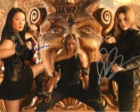 Diaz / Barrymore / Liu from the movie CHARLIE'S ANGELS