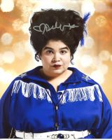 Debbie Chazen from the TV series Dr. Who
