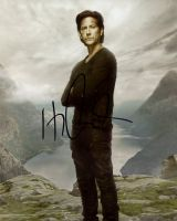 Henry Ian Cusack from the TV series THE 100