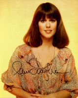 Pam Dawber from the TV series MORK AND MINDY