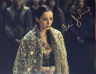 Alexandra Dowling 11x14 from the HBO series GAME OF THRONES - (Earn 4 reward points on this item worth $1.00)