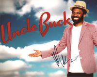 Mike Epps from the TV series UNCLE BUCK
