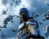 Michael Fassbender from the movie X-MEN APOCALYPSE