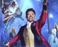 Hugh Jackman from the movie THE WORLD'S GREATEST SHOWMAN - (Earn 7 reward points on this item worth $1.75)