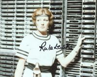 Rula Lenska from the TV series DR. WHO