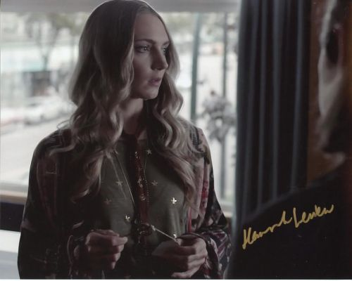 Hannah Levien from the TV series THE MAGICIANS