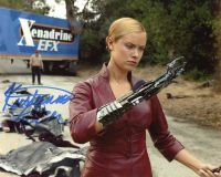Kristanna Loken from the movie TERMINATOR 3