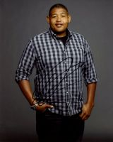 Omar Miller from the TV series THE UNICORN