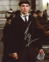 Ezra Miller from the movie FANTASTIC BEASTS AND WHERE TO FIND THEM