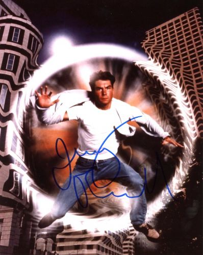Jerry O'Connell from the TV series SLIDERS
