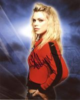 Billie Piper from the TV series DR. WHO (private signing)