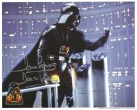 David Prowse from the movie STAR WARS THE EMPIRE STRIKES BACK