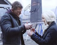 Alan Ritchson / Minka Kelly from the TV series TITANS - (Earn 9 reward points on this item worth $2.25)