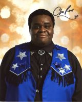 Clive Rowe from the TV series DR. WHO