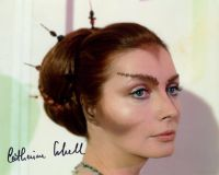 Catherine Schell from the TV series SPACE 1999