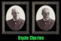 Uncle Charles Changing Portrait