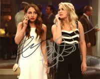 Emily Osment / Aimee Carrero from the TV series YOUNG AND HUNGRY