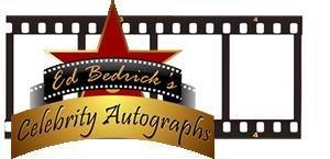 Ed Bedrick Autographs